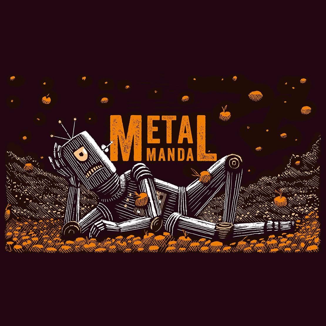 Ybnstoker Metal Manda 0,33L