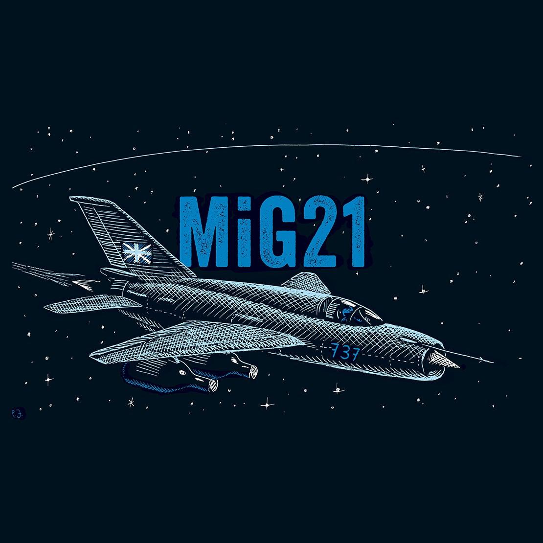 Ybnstoker MiG21 0,33L