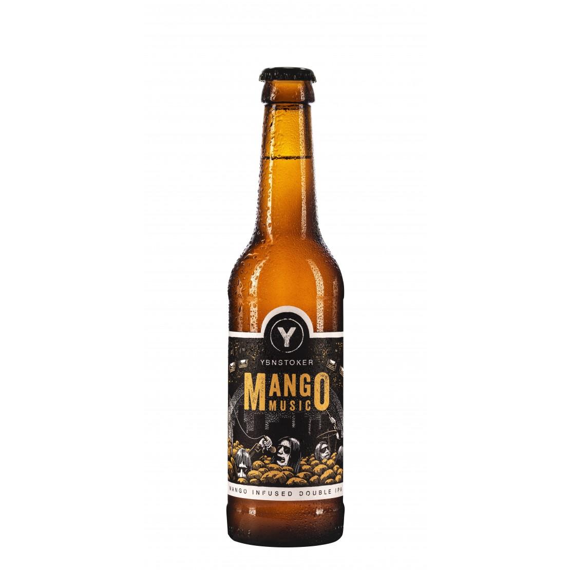 Ybnstoker Mango Music 0,33L