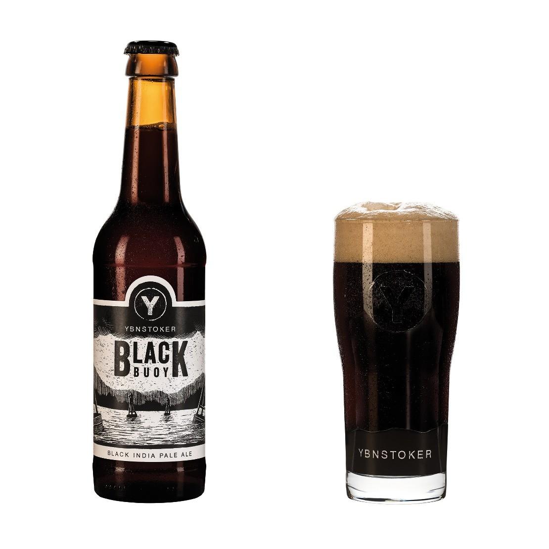 Ybnstoker Black Buoy 0,33L