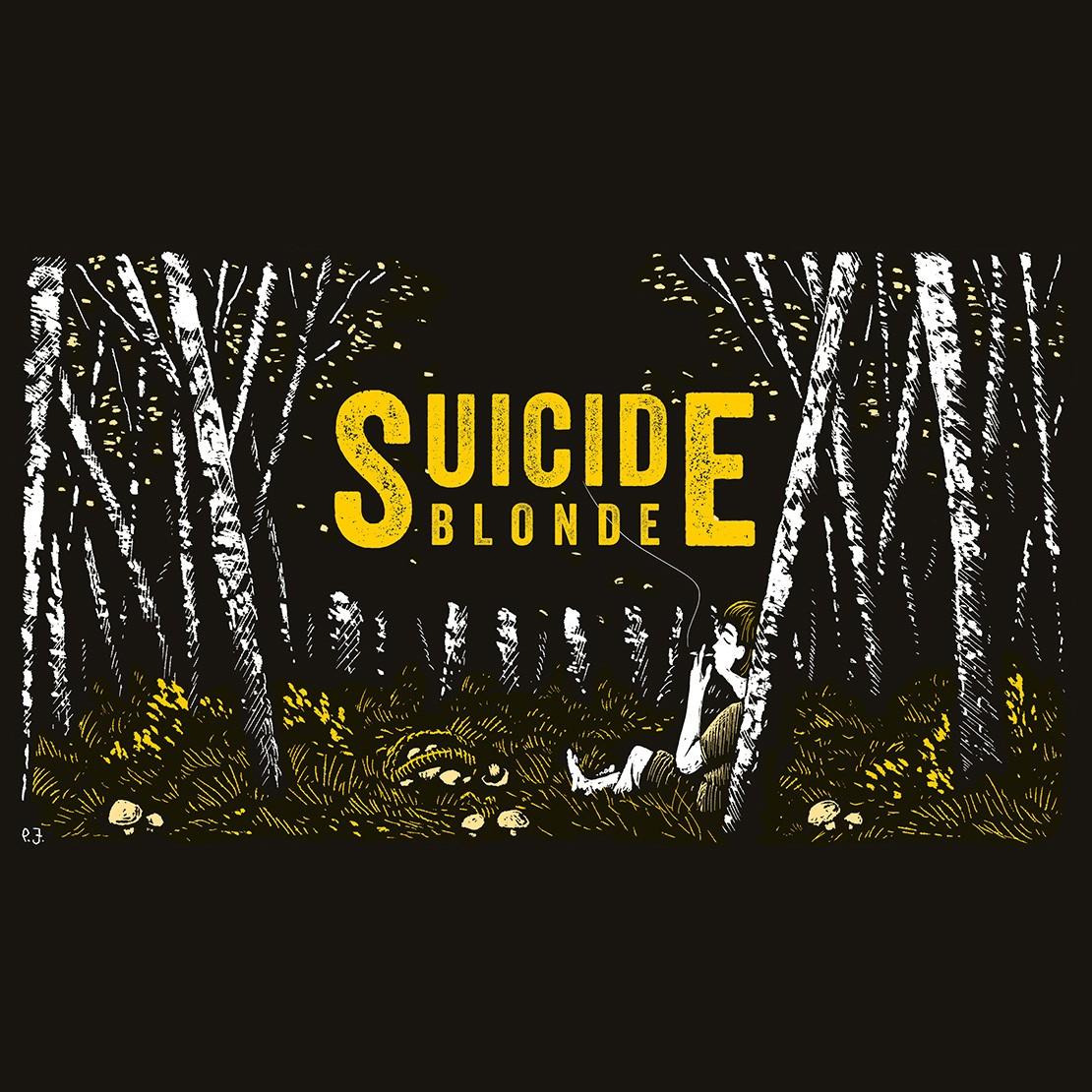 Ybnstoker Suicide Blonde 0,33L